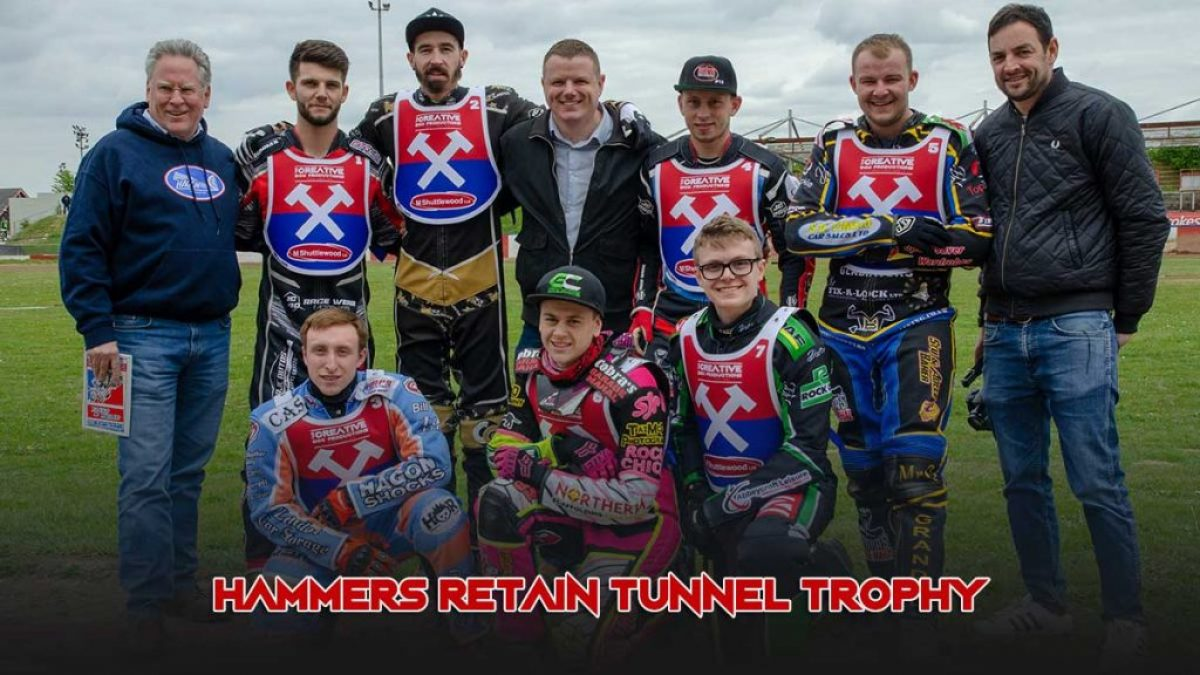Thurrock Hammers Tunnel Trophy 1