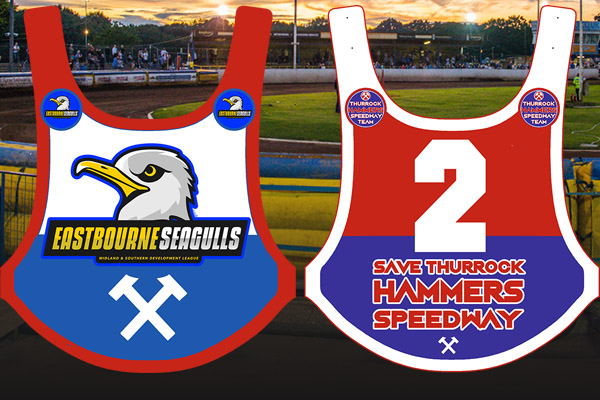 Eastbourne Seagulls Powered by Save Thurrock Hammers Speedway