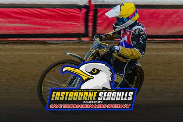 Nick Laurence Eastbourne Seagulls