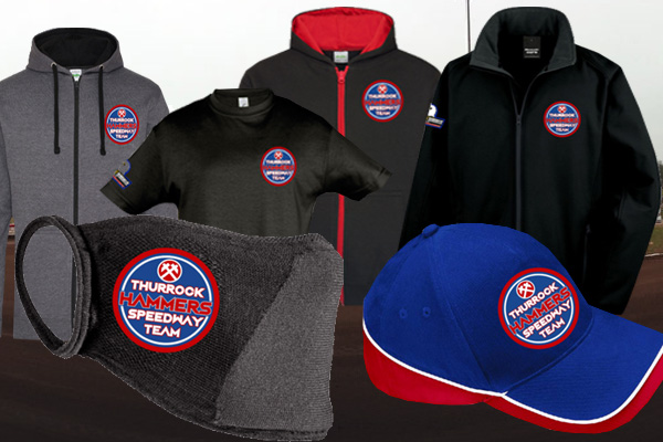 Thurrock Hammers Merchandise