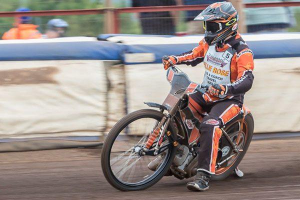 Cesca Wright _ Eastbourne Seagulls Speedway