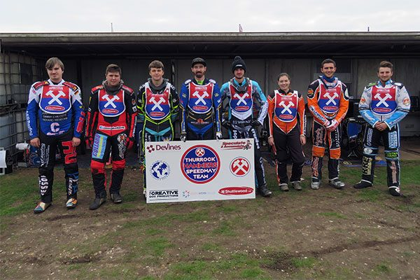 Thurrock-Hammers-Speedway-Squad