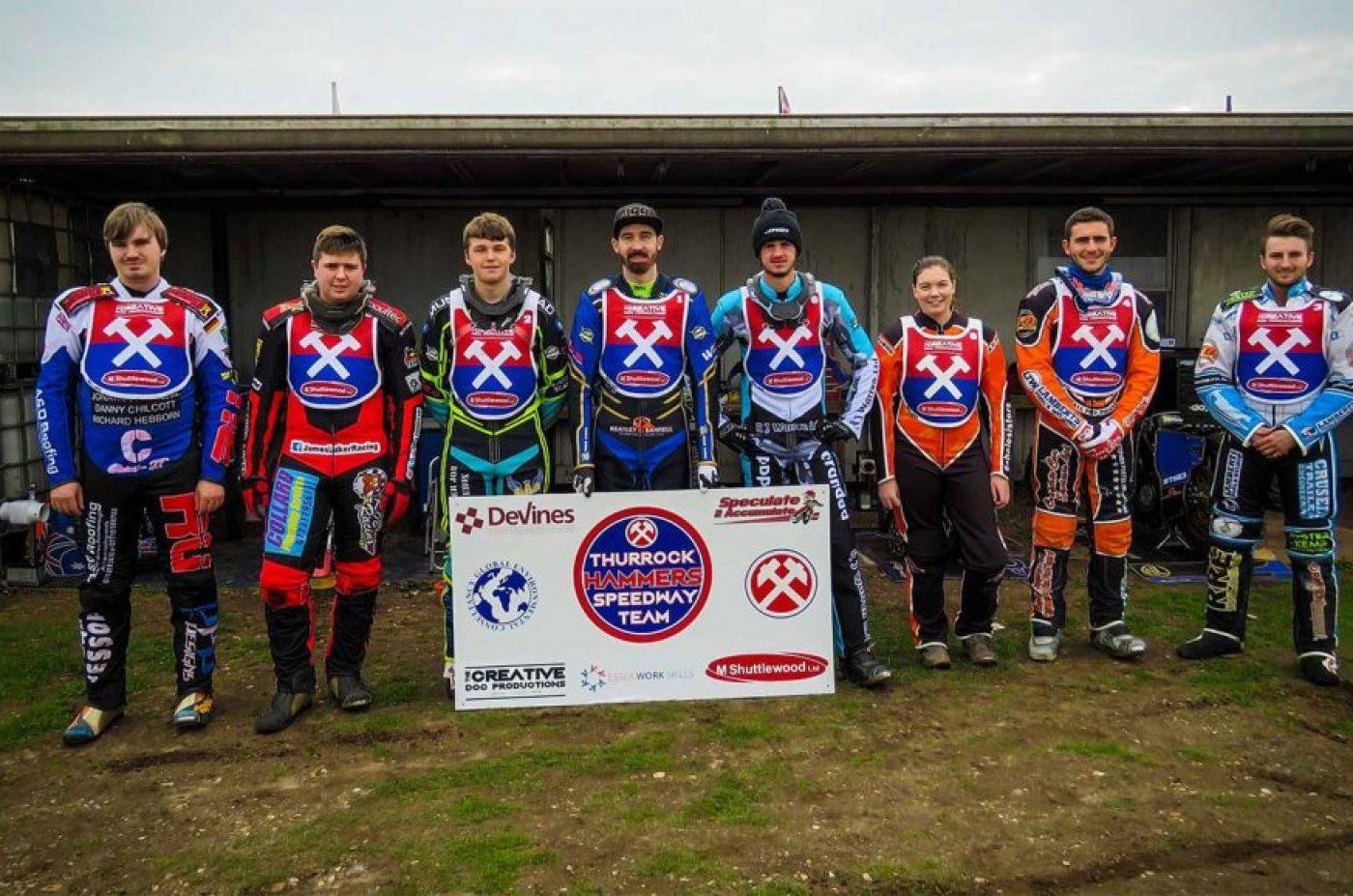 Thurrock-Hammers-Speedway-Team